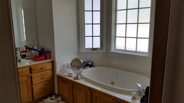 See Our Work Our Latest Bathroom Remodel NC Home Remodeling - Bathroom remodel raleigh