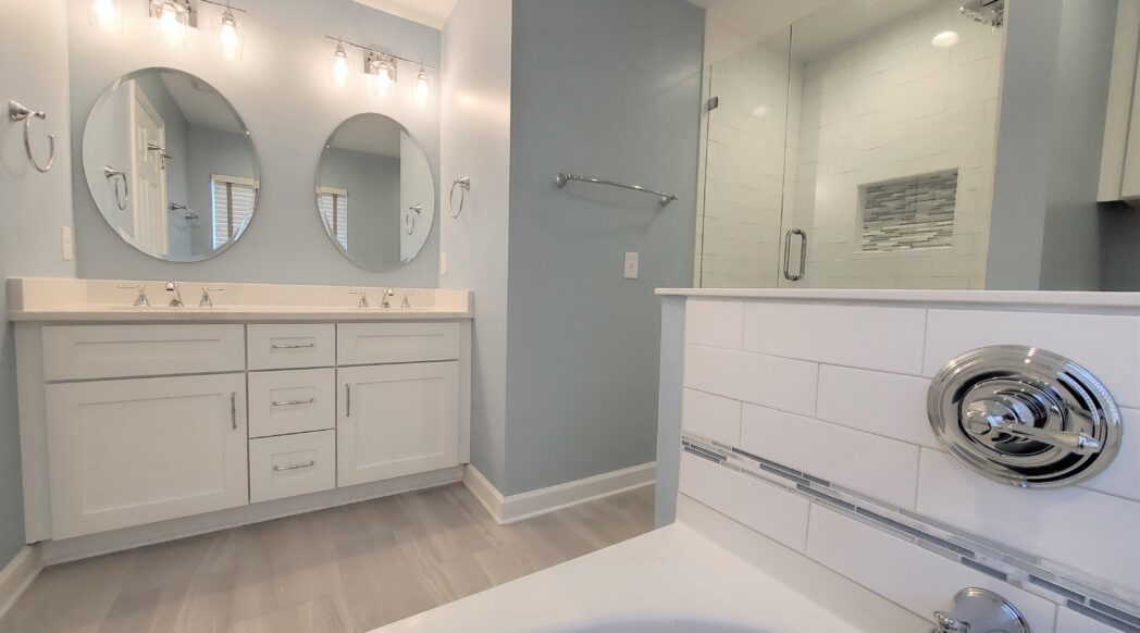 Improve Master Bathroom Space